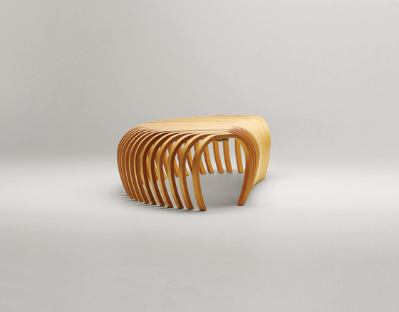 Ribs Bench by DesignByThem