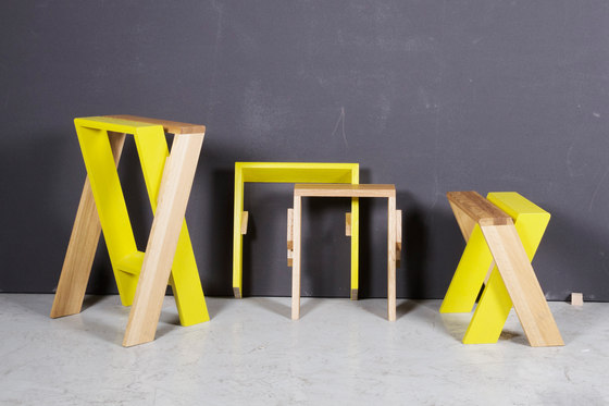 X-Series stool von Made by Choice