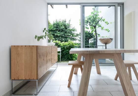 Form exclusiv KUUB Tisch  KUUB  Restaurant tables