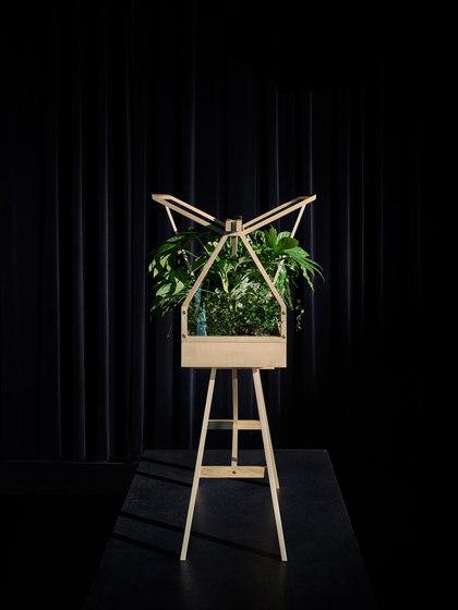Greenhouse Mini | Dark grey von Design House Stockholm