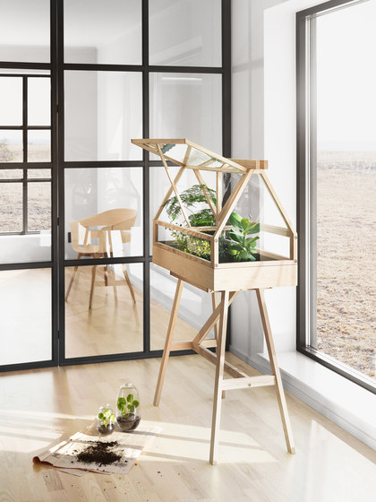 Greenhouse top | Ash by Design House Stockholm