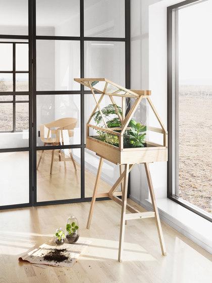 Greenhouse Mini | Dark grey by Design House Stockholm