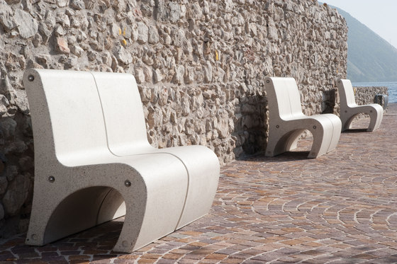 Gea Bench by Bellitalia