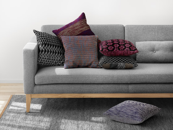 Melange cushion   earth by Design House Stockholm