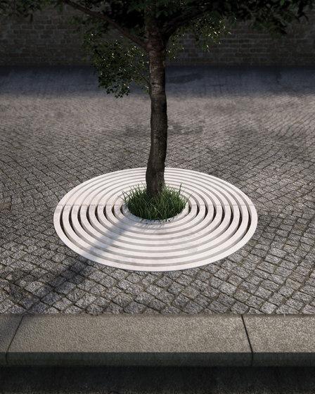 Circle Tree Grid by Bellitalia