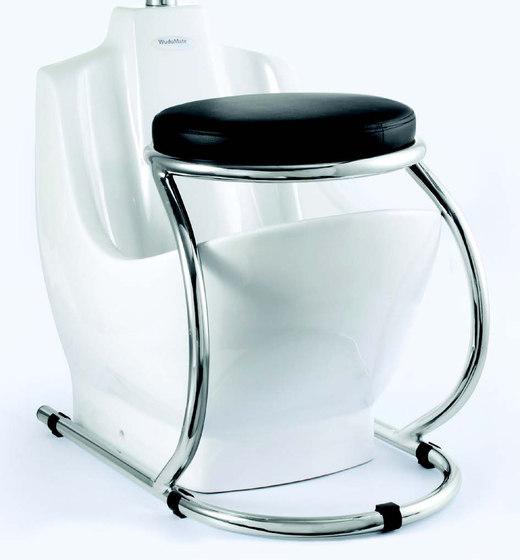 WuduMate Compact Acrylic Black & White by Specialist Washing Co. trading as WuduMate