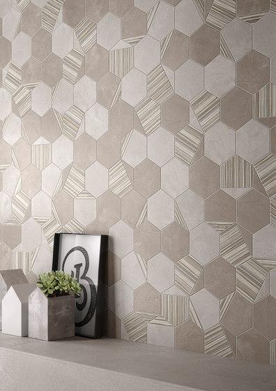 +3 Mosaico 10x10 Bianco di EMILGROUP