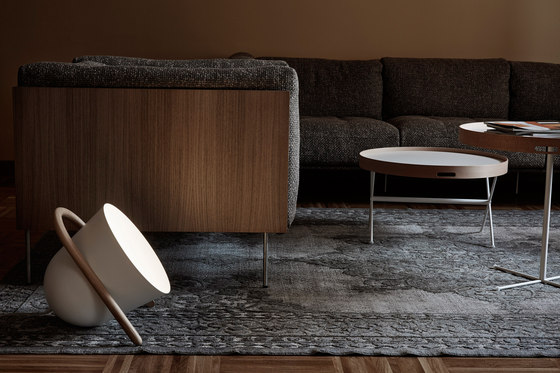 Elma - Anthracite by Incipit Lab srl