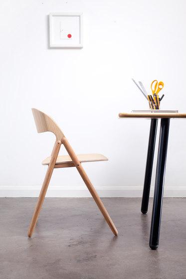 Narin Folding Chair von Case Furniture