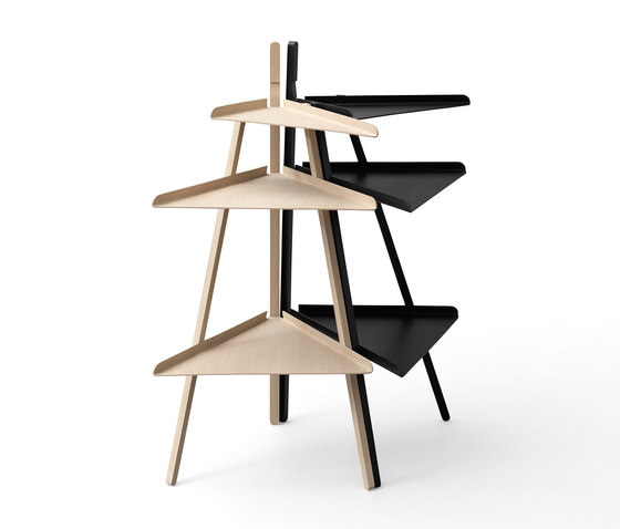 Trio black by Karakter Copenhagen