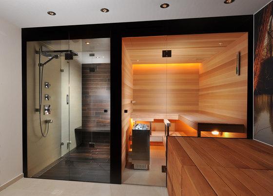 Dampfdusche by Küng Sauna + Spa