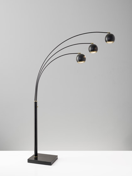 Quincy LED Arc Lamp di ADS360