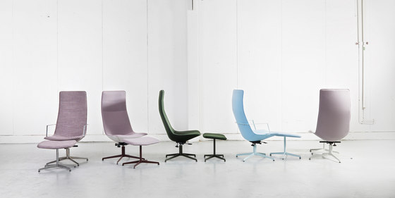 Comet XL Lounge | Easy Chair by Lammhults