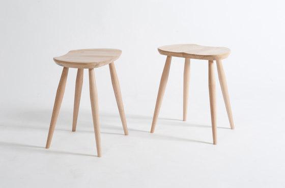 Originals windsor   saddle stool de ercol