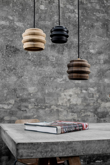 Peak | Black Oak by Cph Lighting