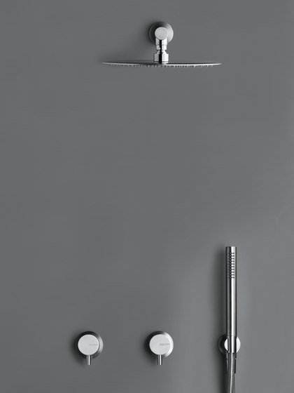 MONO SET22 Complete rain shower set by COCOON