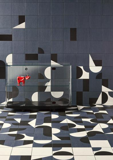Puzzle Schema 13 edge di Ceramiche Mutina