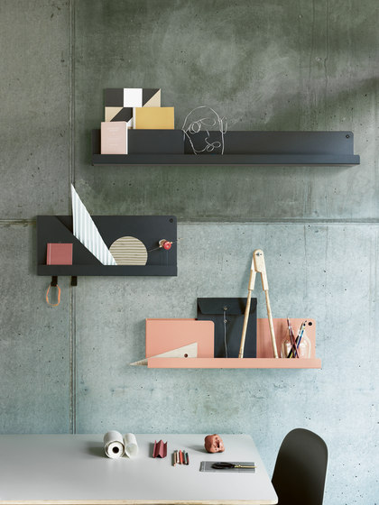Folded Shelves | small by Muuto