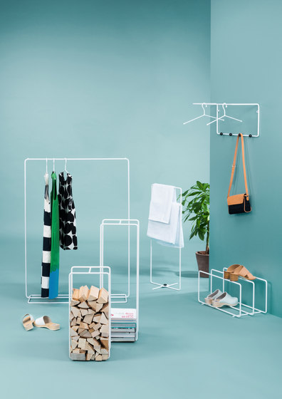 Mixrack Coat Rack M by Showroom Finland Oy