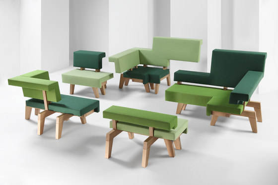 #002.04 WorkSofa von Prooff
