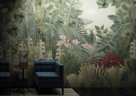 Paysage Equatorial Jungle by GLAMORA
