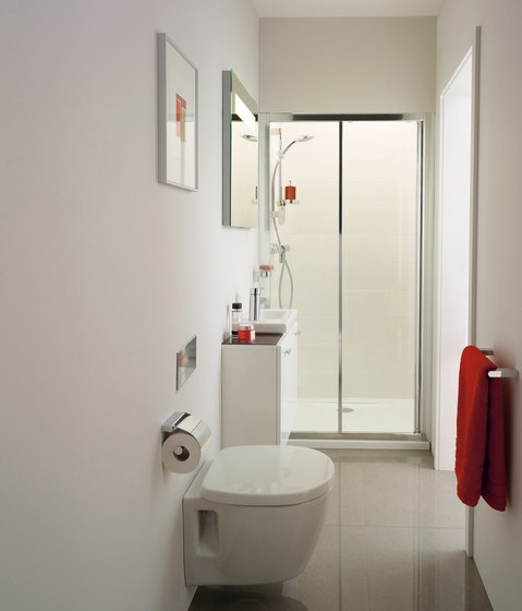 connect space wand wc kompakt unsichtbare befestigung toilets by ideal standard architonic. Black Bedroom Furniture Sets. Home Design Ideas