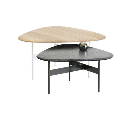 Plectra sofa table Small by ASPLUND