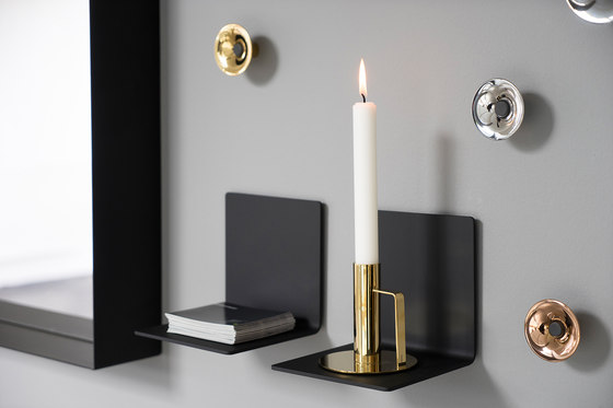 Living accessories | Candleholder 2005 by Frost