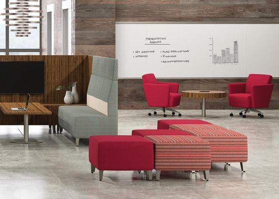 Exhibit Wall Rail de National Office Furniture