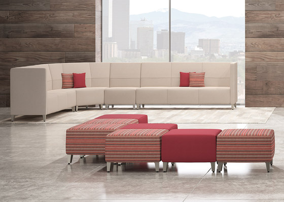 Fringe Seating by National Office Furniture
