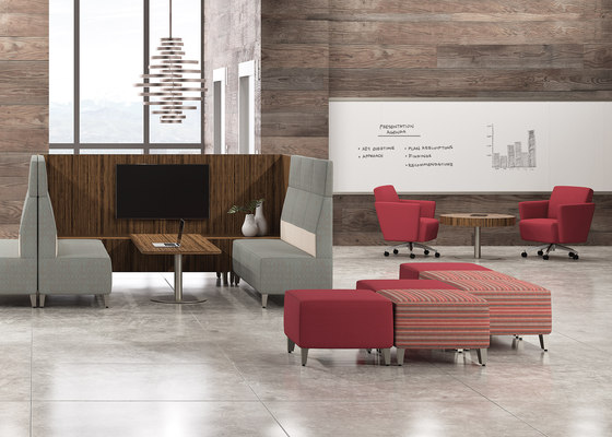 Fringe Seating de National Office Furniture