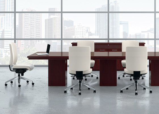 Lavoro Seating de National Office Furniture