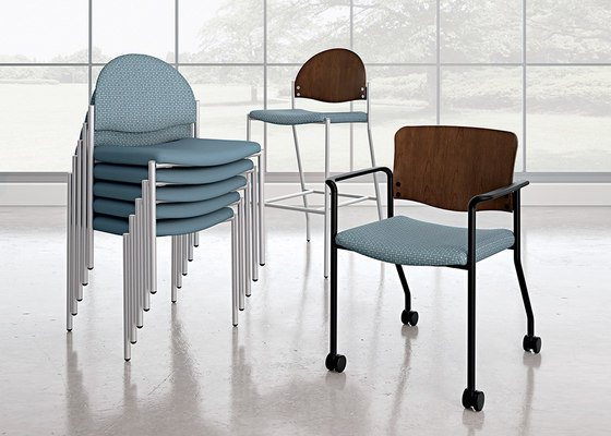Tag Seating de National Office Furniture