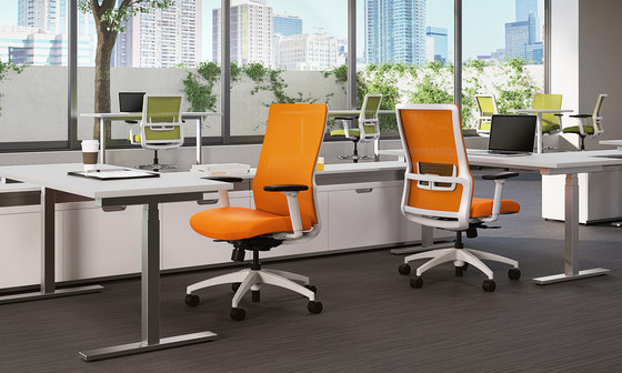 Novo | Task Highback de SitOnIt Seating