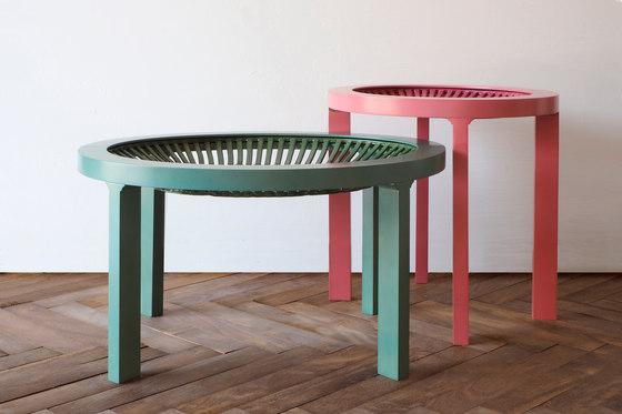 Bigoli | coffee tables small von Portego