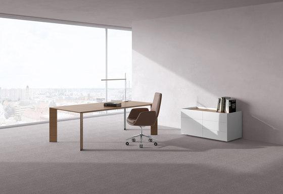 Paper meeting table de RENZ