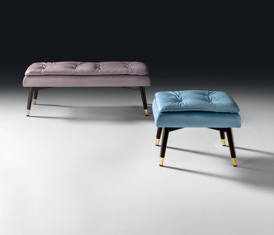 Olivia Bench by black tie