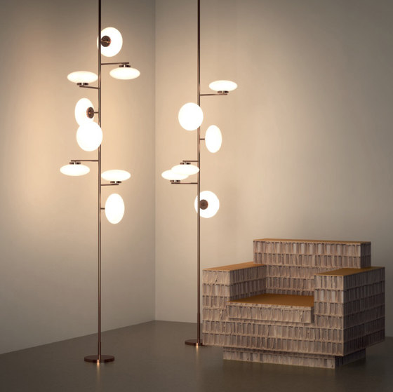 MAMI'  large floor - ceiling lamp de Penta