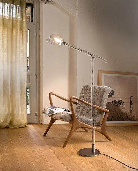 Labo floor lamp by Penta