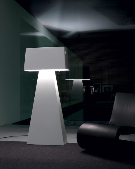 Bag floor lamp by Penta