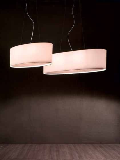 Fabric Pendants - Square by Penta