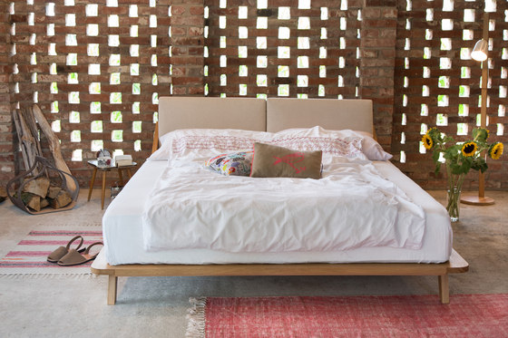 Nordic Space Bed by ellenberger