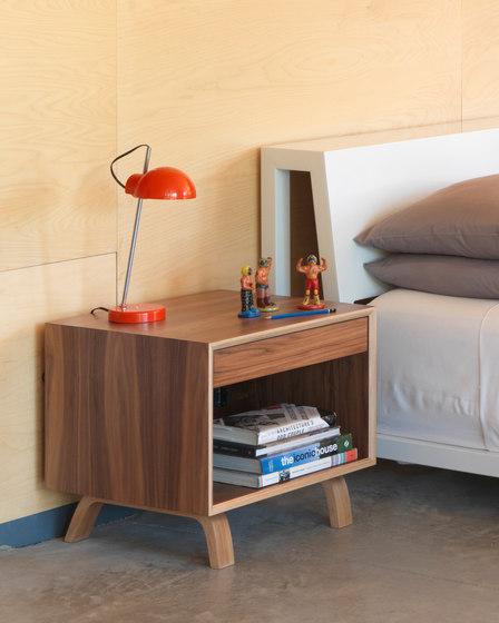 Cherner Bedside Table by Cherner