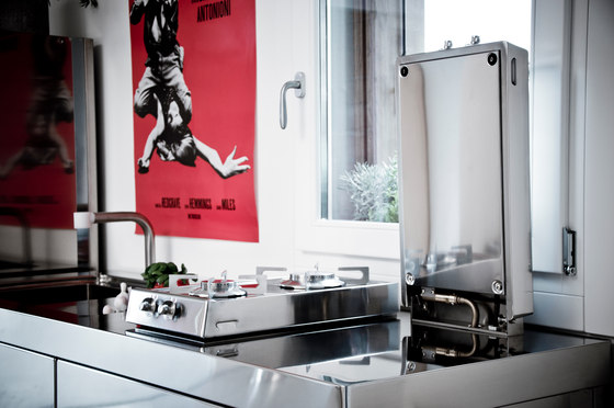 190 Kitchens by ALPES-INOX