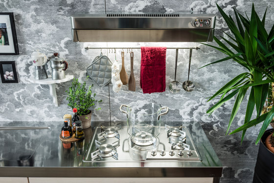 280 Kitchens by ALPES-INOX