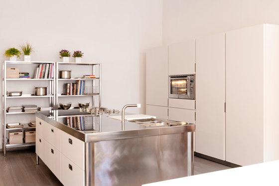 Kitchens Islands 130 - Island kitchens by ALPES-INOX ...