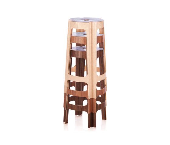 Bloom Bar Low di Riga Chair