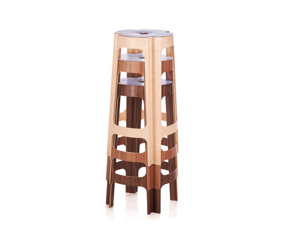 Bloom Bar Low de Riga Chair