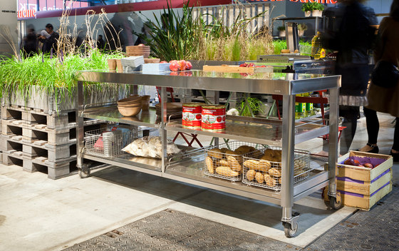 Outdoor Cocinas 190 de ALPES-INOX