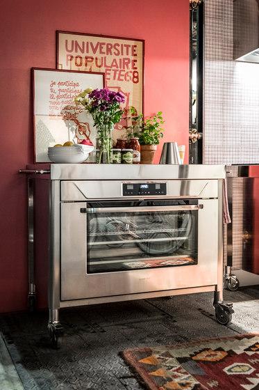 Ovens F600 by ALPES-INOX